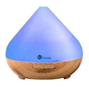 TaoTronics Aroma Diffuser Test Luftbefeuchter Oil Düfte