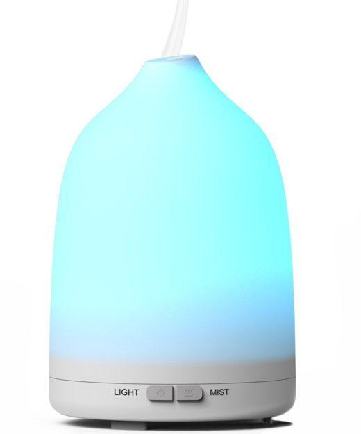 Soft Digits Aroma Öl Diffusor Test