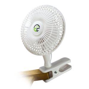 Greenception Ventilator Test Clip Tischlüfter