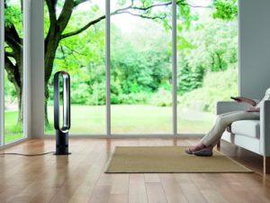 Ventilator oder Klimaanlage?