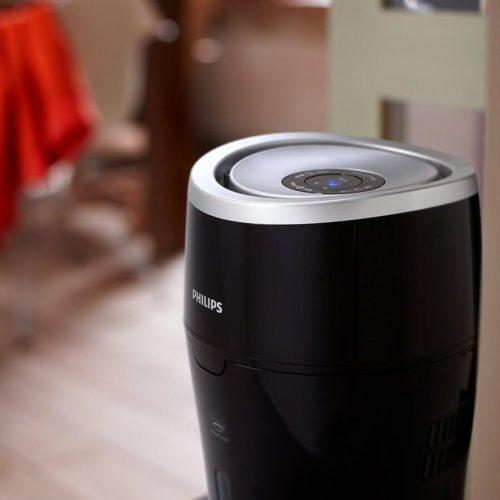 Ein Philips Gerät im Luftbefeuchter Vergleich