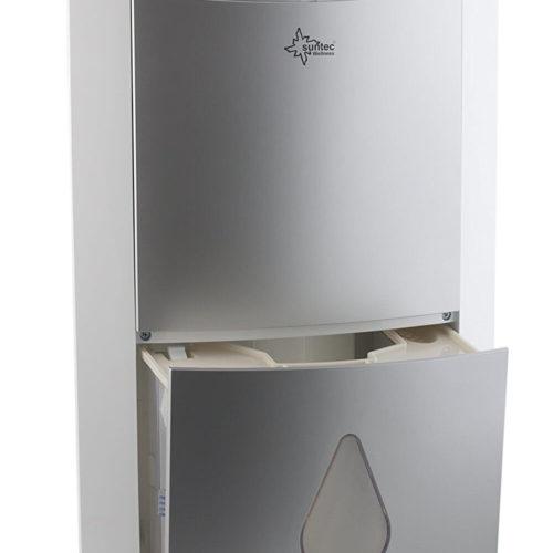 Suntec Luftbefeuchter Test DryFix20 Luftfeuchtigkeit