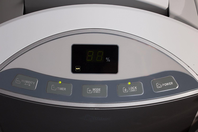 Suntec Luftbefeuchter Test DryFix20 Luftfeuchte