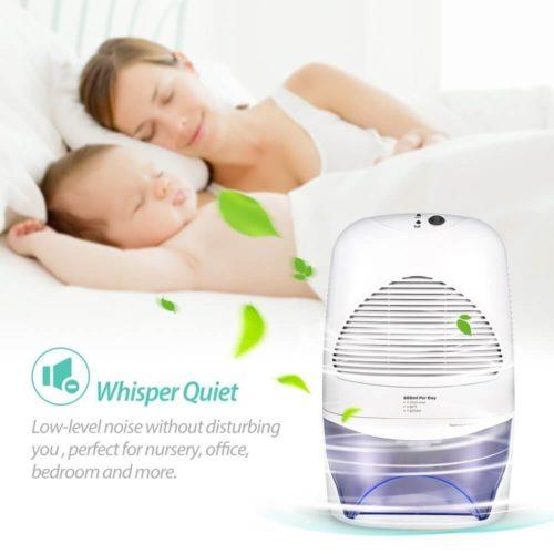Topop Luftentfeuchter Test Komfort Lufttrockner