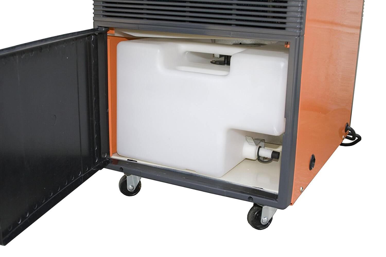 Atika Bautrockner Test Luftentfeuchter ALE 500 303990
