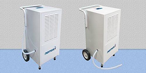 Nemaxx BT80 Bautrockner Test Kondenstrockner Luftentfeuchter
