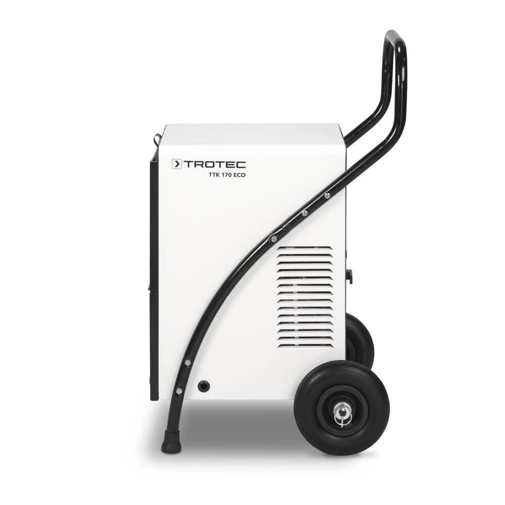 Trotec Bautrockner Test Luftentfeuchter TTK 170 ECO