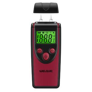 Welquic Feuchtigkeitsmessgerät Test Feuchte-Indikator