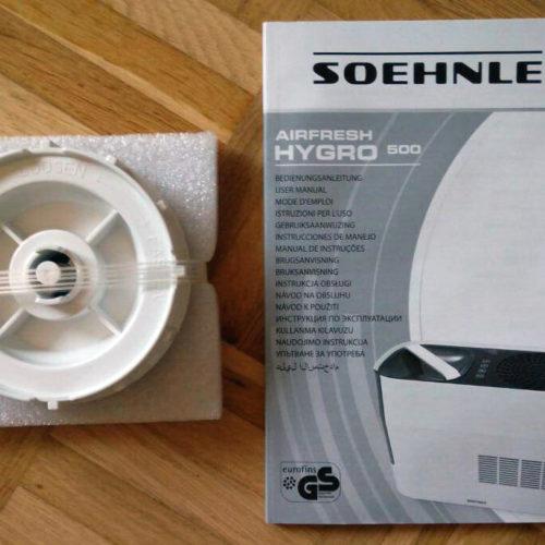 Soehnle Airfresh Hygro 500 Zusatz