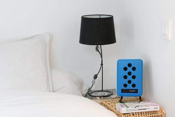 Smart steht nicht nur für klein, sondern für intelligent. Der Teqoya Tip 9 Luftreiniger ist eher ersteres.